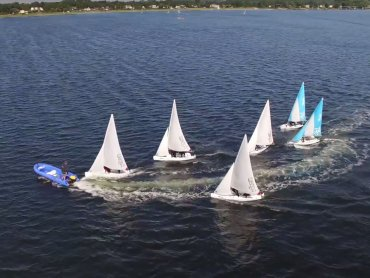 video sailcollege kamperland
