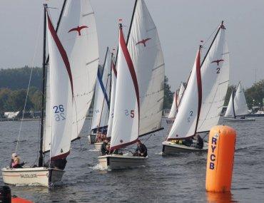 wedstrijdzeilen sailcollege